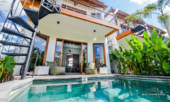 Image 1 from 1 Bedroom Hillside Villa For Long Term Lease in Canggu