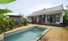 Image 1 from 2 bedroom unfurnished villa for yearly rental in Canggu