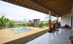 Image 2 from 2 bedroom unfurnished villa for yearly rental in Canggu