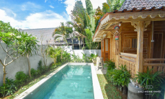 Image 1 from 2 Bedroom Unfurnished Villa For Yearly Rental in Seminyak