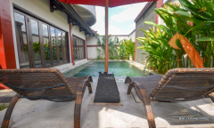Image 2 from Villa 2 Kamar Disewakan Jangka Panjang di Kerobokan