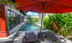 Image 1 from Villa 2 Kamar Disewakan Jangka Panjang di Kerobokan