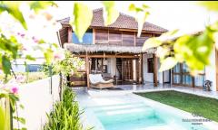 Image 1 from Villa 2 Kamar Disewakan Tahunan di Berawa