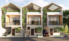 Image 1 from 2 Bedroom Villa For Sale Freehold in Batu Bolong - Canggu