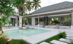Image 1 from 2 Bedroom Villa For Sale Leasehold in Pererenan