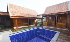 Image 1 from 2 bedroom villa for yearly rental in Berawa