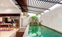Image 1 from Villa 2 Kamar Tersedia Untuk Sewa Tahunan di Petitenget