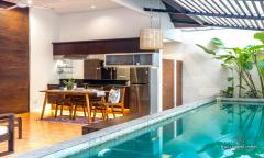 Image 2 from Villa 2 Kamar Tersedia Untuk Sewa Tahunan di Petitenget