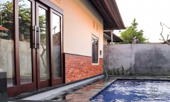 Image 1 from 3 bedroom unfurnished villa for sale leasehold near Sanur