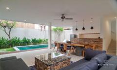 Image 2 from 3 bedroom villa for monthly rental in Seminyak
