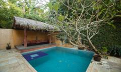 Image 1 from 3 bedroom villa for monthly & yearly rental in Kerobokan