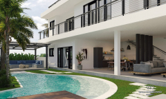 Image 1 from 4 Bedroom Villa For Long Term Lease in Canggu