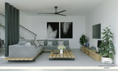 Image 3 from 4 Bedroom Villa For Long Term Lease in Canggu