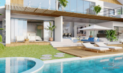 Image 2 from 4 Bedroom Villa For Sale Leasehold in Pererenan