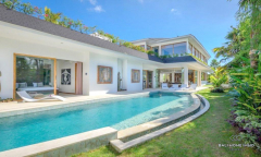 Image 1 from 5 bedroom tropical villa for yearly rental near Berawa Beach