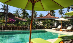 Image 1 from 8 Buildings of Hotel For Sale Leasehold on Gili Island