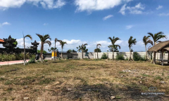 Image 2 from Beachfront land for sale freehold in Canggu - Batu bolong