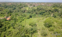 Image 1 from Hillside Land For Sale Freehold in Ubud