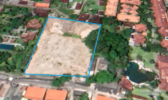 Image 2 from Land for sale freehold in Jimbaran