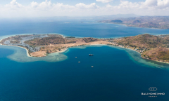 Image 2 from Land With Ocean View For Sale Freehold in Gili Islands