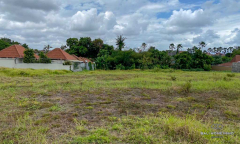 Image 3 from Land With Ricefield View For Sale Leasehold in Pererenan