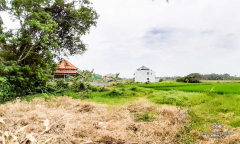 Image 1 from Land With Ricefield View For Sale Leasehold Near Kedungu Beach