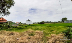 Image 2 from Land With Ricefield View For Sale Leasehold Near Kedungu Beach