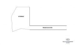 Image 2 from Ricefield view land for sale freehold in Canggu - Batu Bolong