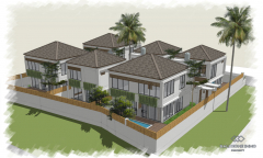 Image 1 from Villa Complex With Ricefield View For Sale Leasehold in Canggu